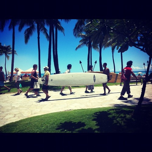 Surfers yoooooo (Taken with Instagram)