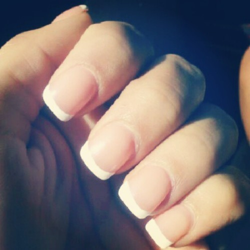 Instagram Photos on We Heart It. http://weheartit.com/entry/33109849 Mah Nailsss