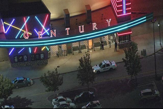 "convivialgentleman:  The horrific Colorado shooting at the midnight premiere of ""The Dark Knight Rises"" stunned the nation. Read one of the survivor's testimony. (via So you STILL think God is a merciful God?! « A Miniature Clay Pot) (image via K2 Radio)"