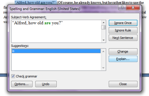 so my spell check is apparently a sassy black woman