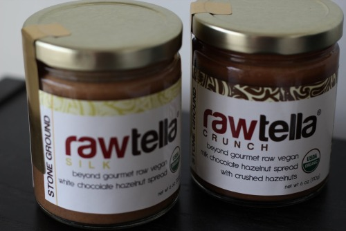 RawtellaOrganic Vegan Nutella Would I like to try this? Yes Would I pay $18 for this?