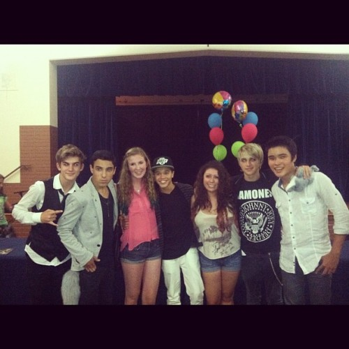 Next 1 Direction?? #im5 #babiess #cutiess #rape??  (Taken with Instagram at Visitation Catholic Church)