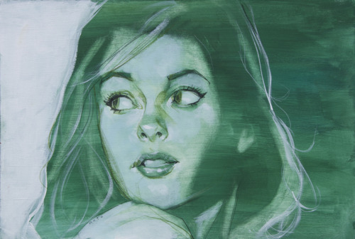 artforadults:  a certain splendor phil noto´s solo show @ stranger factory gallerie follow phil noto