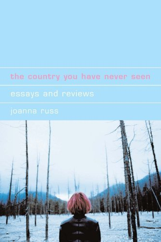 The Country You Have Never Seen.   This book is next on my list, and I have to say I am in love with the cover and title.