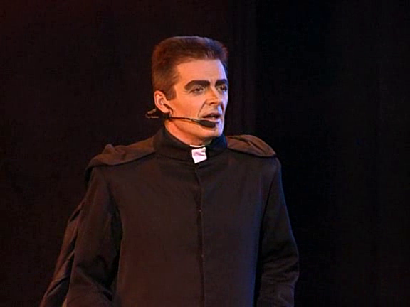 caro8680:  Daniel Lavoie as Frollo in the original French production of Notre-Dame de Paris.