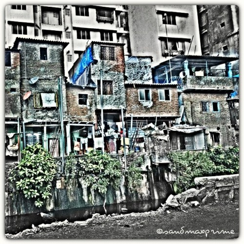 The slums near Sion (Taken with Instagram)
