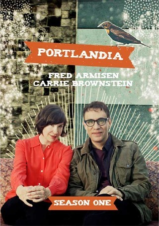 I am watching Portlandia                                                  1744 others are also watching                       Portlandia on GetGlue.com