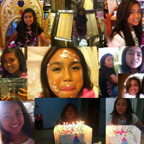 Happy Birthday Ko'Olina(sissy) #ten #years #old #happy #birthday #little #sister #i #love #you #youre #the #best #sissy (Taken with Instagram)