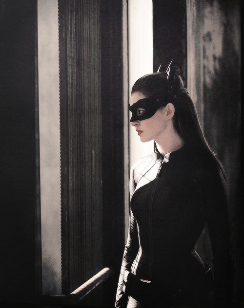 Favourite version of Catwoman.
