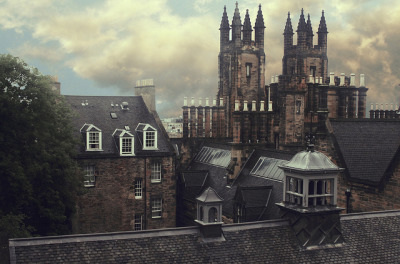 Edinburgh iv by Erin Catherine MacKenzie on Flickr.