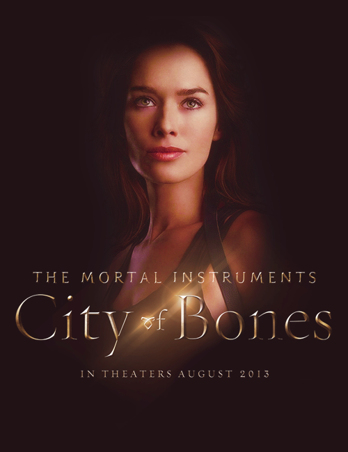 City of Bones: Jocelyn Fray