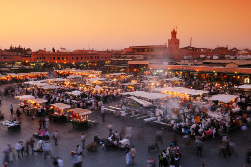 (via Town and country short breaks: Marrakech, Photo 3 of 5 (Condé Nast Traveller)) Marrakech, Morocco
