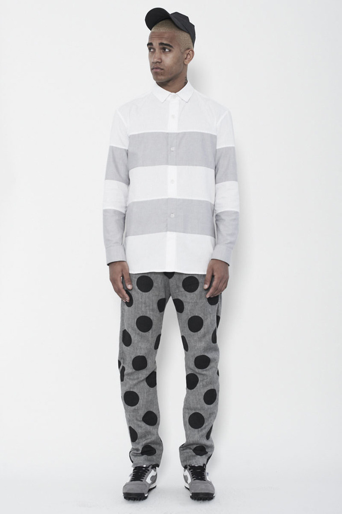 【WILLIAM RICHARD GREEN 2013 SPRING/SUMMER II】 HYPEBEAST 详情