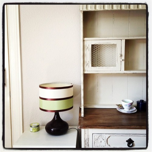 Dresser in storage #vintage #shabbychic #dresser  (Taken with Instagram)