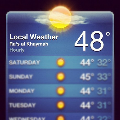Feels like 100🔥🔥☀ (Taken with Instagram)