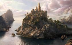 game-of-style:  Dragonstone, seat of House Targaryen
