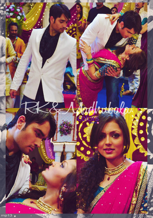 The new good looking couple of TV !! RK and Madhubala aka Vivian Dsena & Drashti Dhami !!