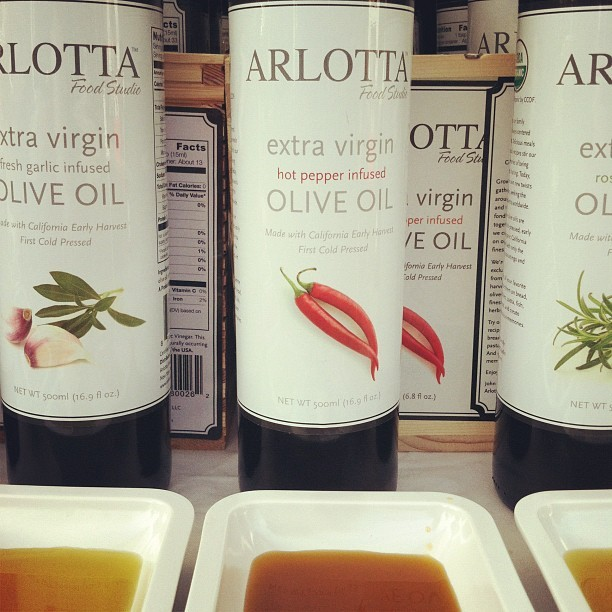 Hot pepper olive oil at the Islip farmers market http://freshnation.com/market/profile/7160 (Taken with Instagram)