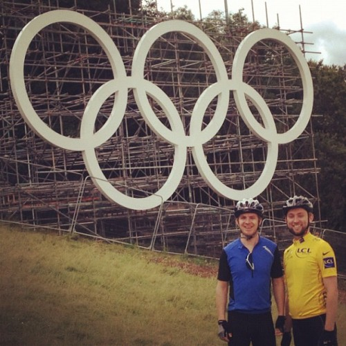 Rings. #olympics #rings #boxhill (Taken with Instagram)