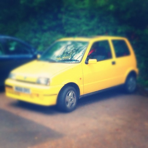 Inbetweeners. #car #will #jay #simon #neil #e4 (Taken with Instagram)