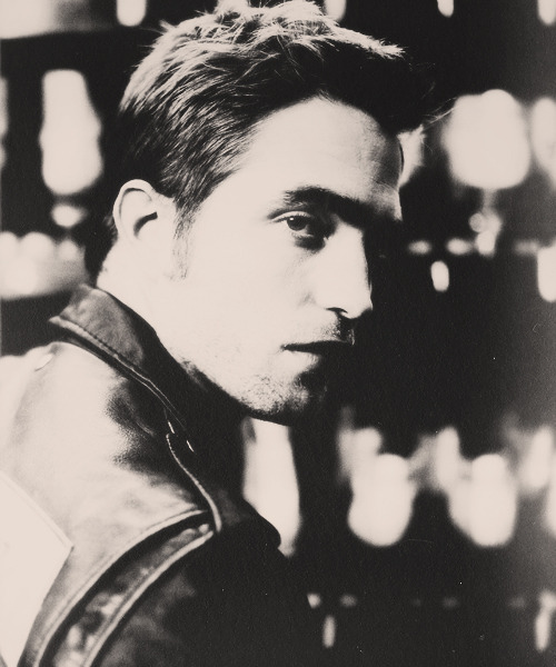 Robert Pattinson | Black Book Magazine (2012)