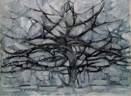 Piet Mondrian, Grey Tree, 1911
