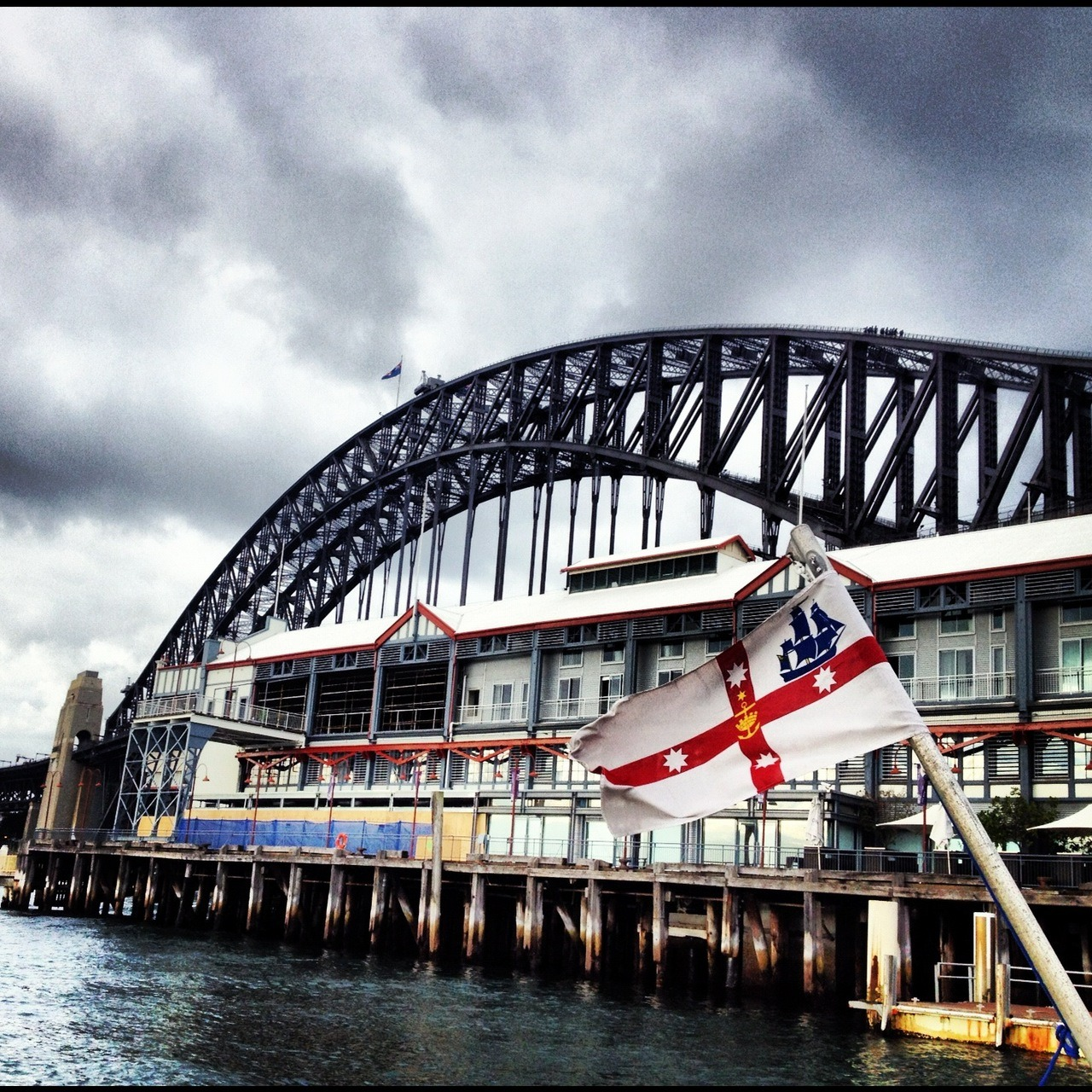 Walsh Bay, Sydney, New South Wales, Australia
