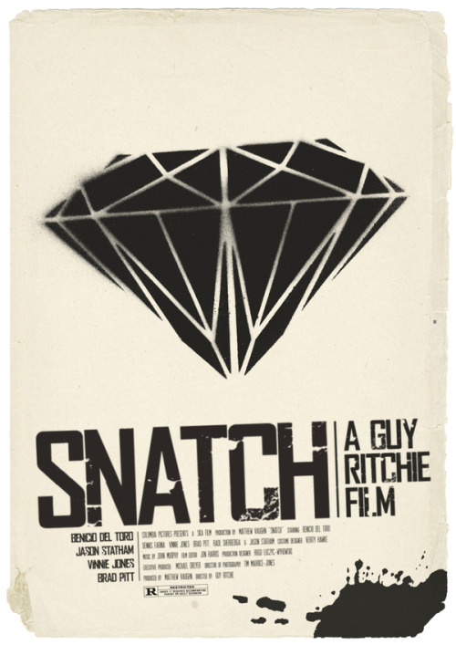 Snatch by Henrik Oistad