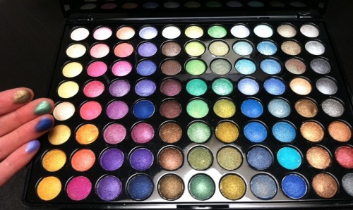 88 Color Cool Shimmer Palette is on sale for $10.50: http://bit.ly/bhSTEAL