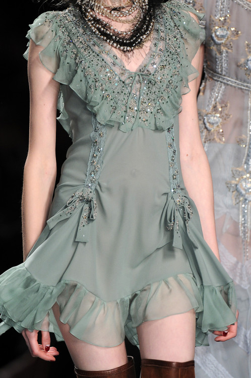 ilirra:  Christian Dior - Fall 2010