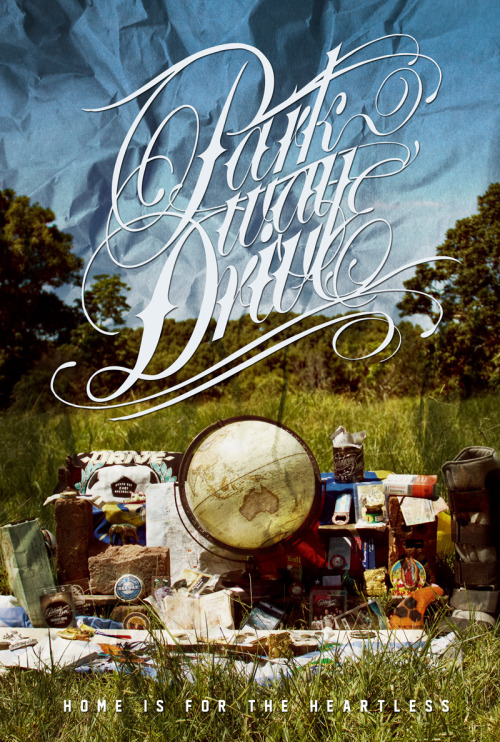 Parkway Drive DVD cover art i designed. I just watched the dvd for the first time. Truely amazing. The cinematography of Hartley blew me away, and of course the content of the dvd is just incredible. so stoked to have had a small part in the finished product as far as the artwork is concerned.