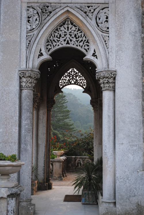 Monserrate Palace, Sintra, Portugal. Source: [x]