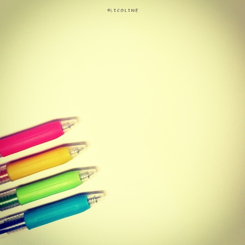 COLORFUL STATIONARY 2