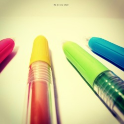 COLORFUL STATIONARY 3