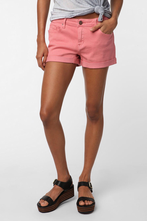 BDG 5-Pocket Short - Pink $49.00 •$39