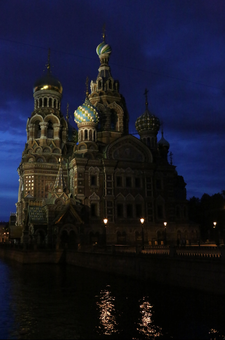 ..St Petersburg is one of the coolest cities I have ever been to…I loved it so much and cant wait to go back……the people are so rad…and its just so beautiful….