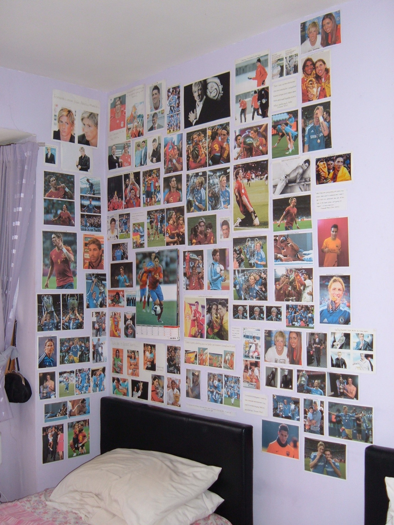 fernandotorresesmivida:  Updated my wall:3