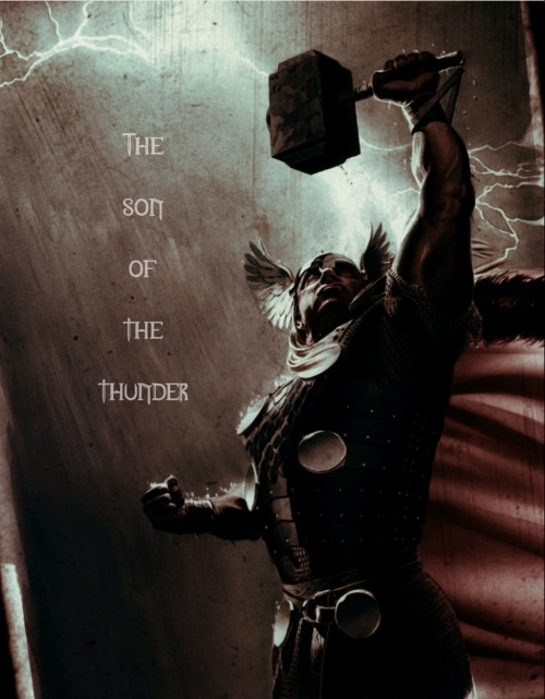 the son of the thunder