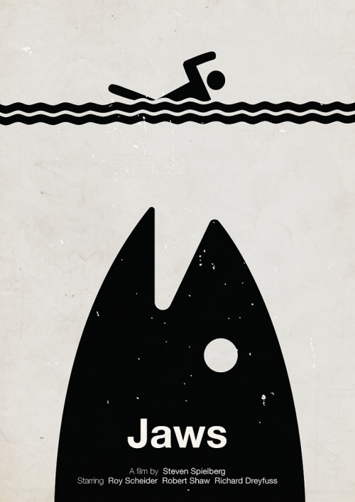 Pictogram movie posters by Viktor Hertz on Flickr. (go check out the rest of his work)