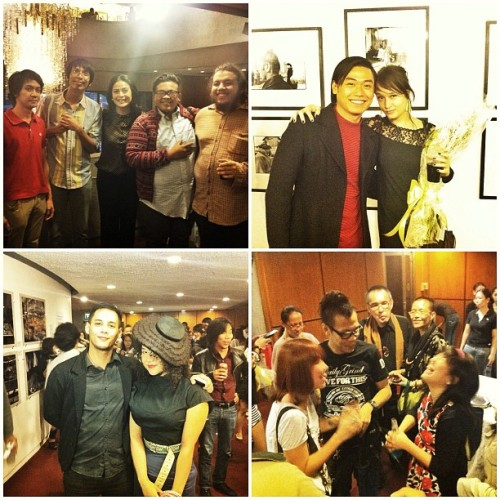 @angnawawala photoset #4  #lastnight #premiere #indie #cinemalaya #film (Taken with Instagram at Cultural Center of the Philippines)