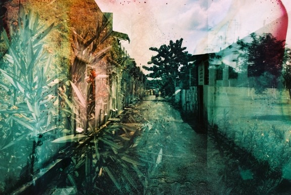 Film Soup + Double Exposure + Xpro For a detailed story about my film soups, check out http://theanalogdork.com/category/film-soup/ (by izadrazi on Lomography)