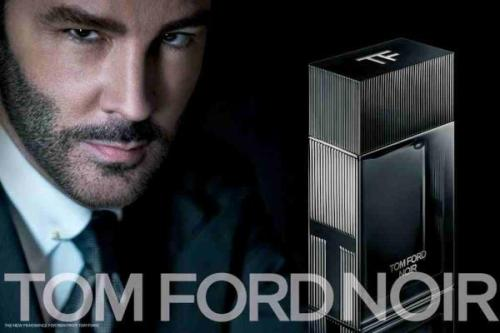 "TOM FORD ""NOIR"" FRAGRANCEModel: Tom FordPhotographer: Tom Ford"