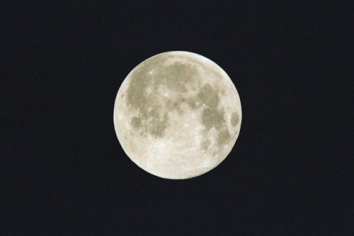 colour-distortion:  vollmond by robert.linden on Flickr.