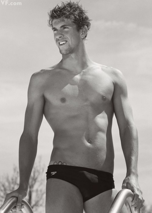 A Portfolio of Olympic Athletes | Michael Phelps  Photograph by Bruce Weber