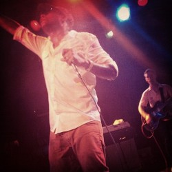 Upfront with Talib Kweli last night! #TalibKweli #TheRoxy #goodtimes #goodmusic #hiphop #shows #hiphopshows #drunk #CrazyLegs #hollywood  (Taken with Instagram)