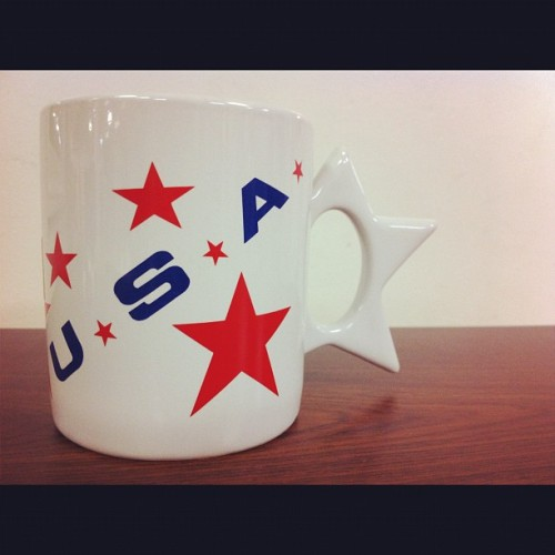 #USA #coffee #thrifting  (Taken with Instagram)