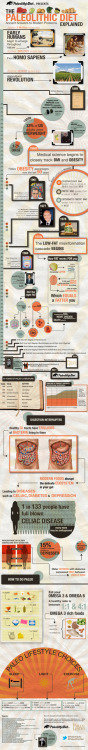 Here is a better snapshot of this infographic. Paleo has changed my life.