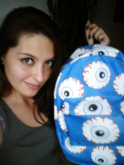 I love my new backpack! :3