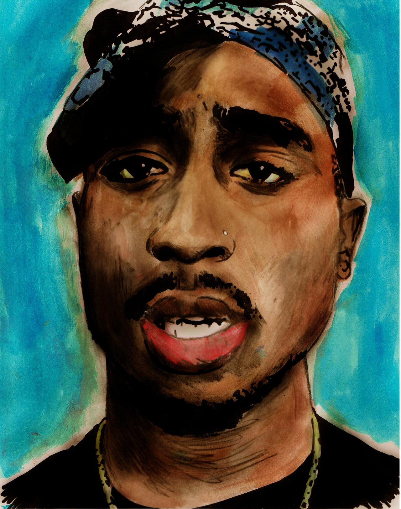 Hey my boy Tupac!!!