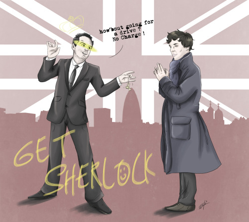He knows Sherlock just can't resist .